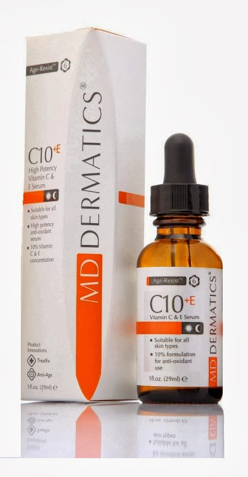 MD Dermatics Vitamin C10 E